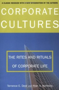 Corporate Cultures Book Cover
